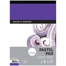 Daler Rowney Simply Pastel Pad - A3