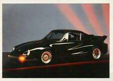 Koenig Porsche Conversion, Dream Cars Trading Card, Automobile - Not Postcard