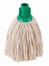 12OZ SOCKET MOP HEADS - VARIOUS COLOURS - PACK OF 10 - JUST £1.99 EACH