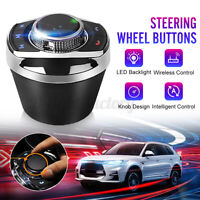 8 Keys Wireless Car Steering Wheel Control Button For Car Radio DVD Navigation