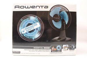 Rowenta Tischventilator Essential VU2110 2 Geschwindigkeitsstufen Oszillierend