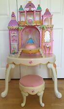 rare kids toys Barbie Island Princess Magical Castle Vanity