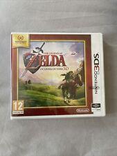 Tout Neuf et Scellé The Legend of Zelda Ocarina of Time 3D (Nintendo 3 DS, 2016)