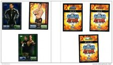 Lot of 3 cards slam attack-finishing move - 2008