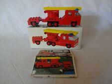 Lego City / Vehicle 640 Fire Truck