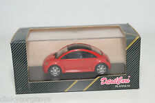 DETAILCARS 261 VW VOLKSWAGEN NEW BEETLE KAFER CONCEPT 1994 RED EXCELLENT BOXED