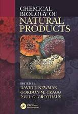 Chemical Biology of Natural Products by Taylor & Francis Inc (Hardback, 2017)