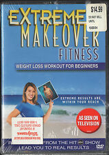 Extreme Makeover Fitness:Weight Loss Workout (DVD, 2004) BRAND NEW As seen on TV