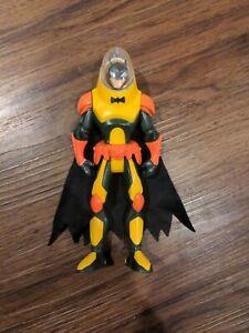 "DC Comics BATMAN The Animated Series Combat Clamp 6"" Figure Super Hero Kenner"