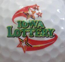 (1) Iowa Lottery Casino Hotel Logo Golf Ball