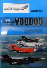 Warpaint Series No.047 - McDonnell F-101 Voodoo 40 Pages        (Book)
