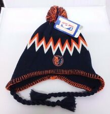 Charlotte Bobcats NBA Winter Fitted Peruvian Pom Knit Beanie Hat Skully Cap NWT