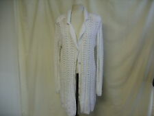 Unbranded Women's Cotton Blend Collared Jumpers & Cardigans