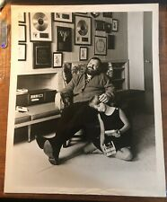 *RARE* 1966 Historic Photo Images Musician Al Hirt Trumpet Player w/Young Girl