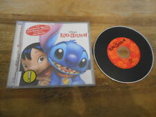 CD OST Soundtrack - Walt Disney : Lilo & Stitch (12 Song) WALT DISNEY REC jc