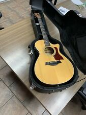 Taylor 300 312-CE Acoustic/Electric Guitar