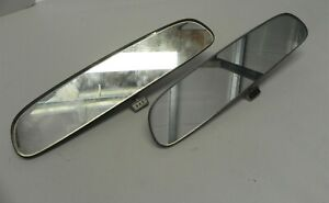 1964-66 FORD ACCESSORY DAT/NITE REAR VIEW MIRROR LOT (2 TYPES OF MOUNTS)