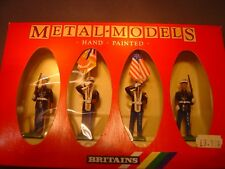 BRITAINS TOY SOLDIERS 7301 US MARINE CORPS