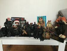 Gros Lot Star Wars - Figurines - bustes - Darth Maul - Dark Vador