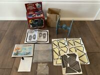 STAR WARS TIE FIGHTER MICRO COMPLETE W ORG RECEIPT MIB VINTAGE KENNER 1982