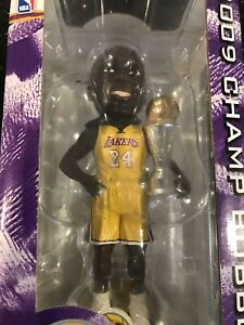 Los Angeles lakers Kobe Bryant #24 2009 Nba MVP Championship Bobble Head
