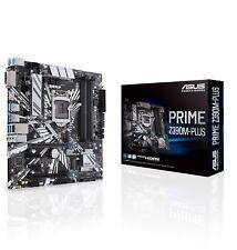 Prime ASUS Z390M-Plus Matx para CPU Intel LGA1151