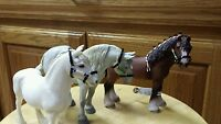 Breyer Collecta Shleich halters beads only no horses