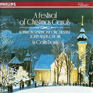 A Festival of Christmas Carols / LSO · John Alldis Choir · Sir Colin Davis