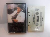 Vintage Original 1982 Michael Jackson Thriller Cassette Tape Album Epic CBS38112