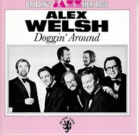 Alex Welsh-Doggin` Around  (US IMPORT)  CD NEW