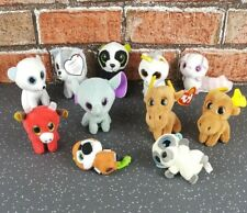 TY Beanie Boos Plush Soft Toys x11 Collectable McDonalds & TY Bundle