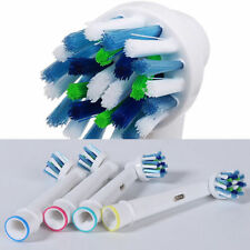 8x Replacement Toothbrush Heads For Braun Oral-B Cross Action-US Ship