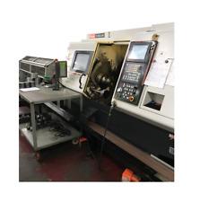 Mazak QTN250MS     Used CNC Live Tooling Lathe