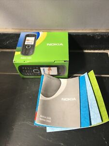 Nokia 1661 Box And Manual Only