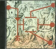 Castle self titled 1994 CD s/t same Melodious Mangled Innards Records M.M.I. 009