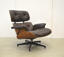 Herman Miller // Eames Lounge Chair Rosewood POLTRONA // 70er // PALISSANDRO