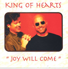 King Of Hearts-Joy Will Come CD NEW