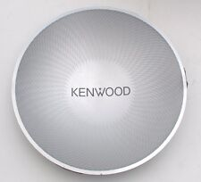 """Poly Dome Dust Cap Pulled from Kenwood KFC-W12PS Subwoofer 230mm / 9"""" Diameter"""