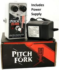 NEW Electro-Harmonix Pitch Fork Polyphonic Shifter Guitar Pedal Pitchfork EHX