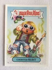 Garbage Pail Kids 2019 Topps Sticker We Hate The '90s Music Courted Kurt 2a
