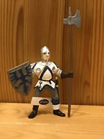 Papo Schleich - White/Blue Lefthanded Guard