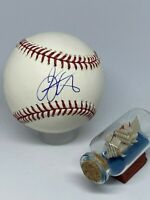 Joey Votto signed Rawlings OML Baseball JSA COA Reds MVP All Star HOF A1779
