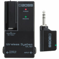 Boss WL50 Wireless System for Pedalboards