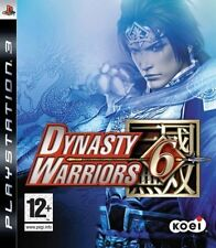 DYNASTY WARRIORS 6                    -----   pour PS3