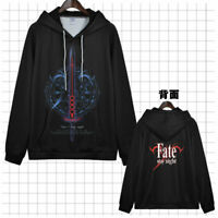 Anime Fate//Apocrypha Siegfried Unisex Pullover Coat Long Sleeve Cosplay Tee#556