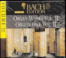 Hans Fagius-Bach Edition/ORGUE Oeuvres vol. 2/9-cd BOX/NEUF + neuf dans sa boîte!