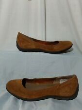 *NEW* MERRELL OAK Womens Brown Suede Flats Size 6.5