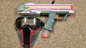 Nerf Rival Apollo XV-700 Star Wars Boba Fett with Mask - Used Good Condition