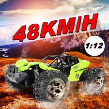 2.4GHz RC Auto High Speed Elektro Ferngesteuertes Monster Truck Geländewagen Car