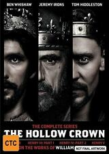 The Hollow Crown : Season 1 (DVD, 2015, 4-Disc Set)